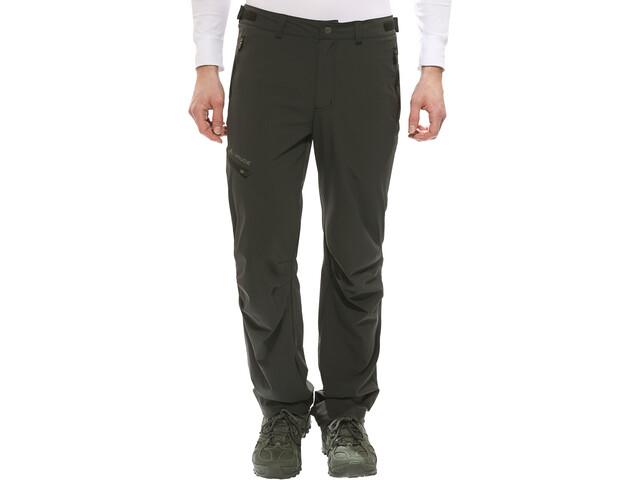 VAUDE Farley II Pantalones Elásticos Hombre, black
